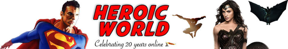 HEROICWORLD - SUPERHERO ENTERTAINMENT